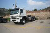 아랍 에미리트 연방을%s HOWO 6X4 트랙터 트럭