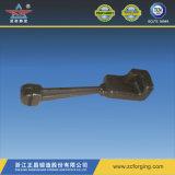 熱い鍛造材による自動車部品のための連接棒