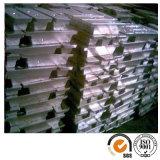 Lingotto puro rifuso (Pb) primario 99.994%, 99.99% del cavo, 99.96%, 99.90% per la vendita