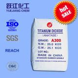 Dioxyde de titane nano A300 pour le matériau de profil de PVC