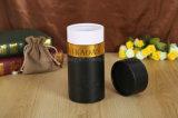 De rekupereerbare Ronde Beste Kwaliteit van de Buis van het Karton van de Cilinder van de Buis van het Document van Kraftpapier van de Vorm Bruine