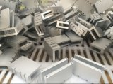 Windows 문 산업 알루미늄 단면도 훈장 유리벽 수송