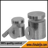 Associação de vidro inoxidável de Frameless do Spigot/da cerca da associação de aço que cerc o Spigot (ST-4)