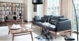 Meubles en cuir de sofa de l'Italie de loisirs