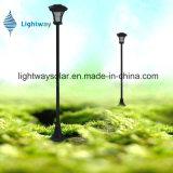 熱い! 太陽景色の道ライト、1.7 Mの工場価格の屋外のコミュニティ庭の別荘LEDの太陽街灯