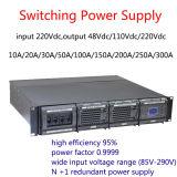 système industriel de redresseur de chargeur de la batterie 220VDC