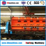 Maquinaria del conductor del cable de transmisión del gran parte