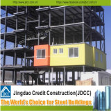 Structures métalliques à plusiers étages pour le bureau ou le marché