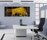 투우 우수한 금속 알루미늄 벽 예술은 현대 색칠을