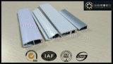Trilhos inferiores de alumínio para cortinas de rolo do indicador