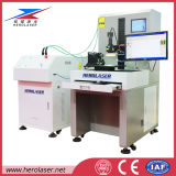soldadora gruesa automática de laser de la fibra del acero inoxidable de la batería de automóvil de 1000W 3000W