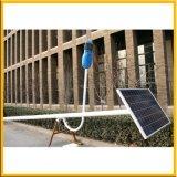 Lumière solaire de la pulvérisation en plastique