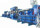 Machine ondulée d'extrudeuse de pipe (SJ30/25 SJ45/25 SJ65/25 SJ90/25)