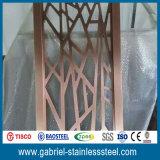 Setaccio a maglie dell'acciaio inossidabile 316
