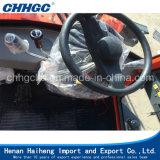 Machine avant de chargeur de Chhgc 1500kg de certificat de la CE petite à vendre