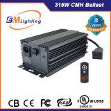 Fabrikant 91% Ballast van de Verlichting van de Efficiency 315W CMH Hydroponic Elektronische met 3 Jaar van de Garantie
