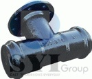 Fonte ductile Tee