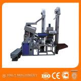 Mini prix combiné de machines de rizerie/rizerie