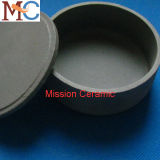 Sisic Silikon-Karbid-keramischer Tiegel