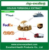 Extracto de Forskohlii del coleo, Forskolin CAS No. 66575-29-9