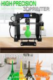 DIY 3D 인쇄 기계 Reprap 탁상용 Prusa I3 장비, 고정확도 각자 집합 Tridimensional Fdm 인쇄 기계, 다색 인쇄 기계