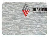 Bes que vende el panel compuesto de aluminio de Ideabond Brushe del producto