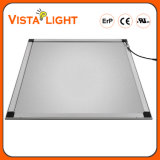 Panel de alto brillo blanco AC100-240V luz LED regulable