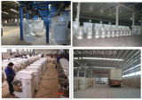 China Professional Fabricação de aço inoxidável Massa Espiral Mixer com CE e ISO Aprovado (SMF130)