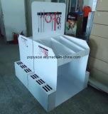 Профессиональное изготовление индикации картона, индикация с печатание Cmyk целесообразным для инструментов, бумажная индикация паллета шипучки паллета