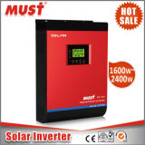 2kVA-5kVA inversor solar híbrido MPPT incorporado con RS485