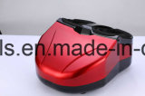 切替可能な熱及び使いやすいつま先制御を用いるShiatsuのフィートのマッサージャー