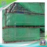 Aufbau-Baugerüst-Netz für das Schützen