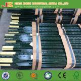 L'acier américain a clouté le poste de T/poste galvanisé/vert de la peinture T fabriqués en Chine