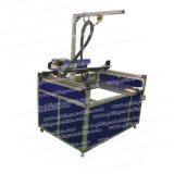 Hohe Präzisions-heißer Schmelzmanueller Kleber-zugeführte Maschine (LBD-RD3A001)