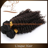 Перуанский уток волос девственницы