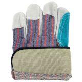 二重やし産業安全牛そぎ皮作業手袋(110141)