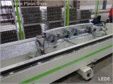 Centre en aluminium de fraiseuse de commande numérique par ordinateur de 5 axes pour les pièces de butoir automatiques