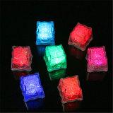 주문 선전용 아이스 큐브 빛