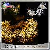 Новые света шнура формы СИД звезды украшения рождества праздника типа