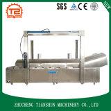 Automatische elektrische Heizungs-Nahrungsmittelmaschine/Bratpfanne-aufbereitende Maschinen-Kartoffel Chipstszd-40