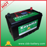 JIS 70ah 12V Mf Car Battery Auto Battery 65D31r-Mf