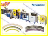 PVC 땋는 호스 제조 선
