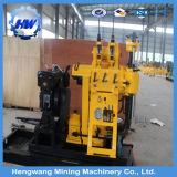 impianto di perforazione di trivello idraulico di profondità di 160m, piattaforma di produzione del pozzo d'acqua