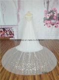 с плеча с платьем нового типа шнурка плащи-накидк Bridal