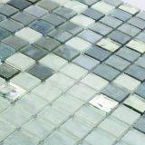 Mattonelle trimestrali uniche di vendita del mosaico di vetro macchiato da vendere