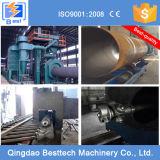 Machine de nettoyage de sablage de pipe en acier de pétrole de bonne qualité