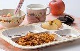 Dinnerware- van de Melamine van 100% de vier-Verdeelde Plaat van het Jonge geitje Vaatwerk (BG802)