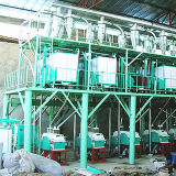 Maquinaria do moinho de farinha para o milho/milho (6FYDT-30)