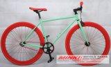 単一の速度の自転車固定ギヤフレームのFixieの自転車