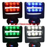 Armkreuz-bewegliches Hauptarmkreuz-Licht des LED-Effekt-Licht-8PCS mit 2 Reihen